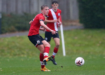 Saints youngsters defeated at West Brom