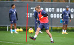 SOUTHAMPTON, ENGLAND - NOVEMBER 17: James Ward-Prowse during a Southampton FC training session at the Staplewood Campus on November 17, 2020 in Southampton, England. (Photo by Matt Watson/Southampton FC via Getty Images)