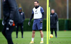SOUTHAMPTON, ENGLAND - DECEMBER 03: Danny Ings during a Southampton FC training session at the Staplewood Campus on December 03, 2020 in Southampton, England. (Photo by Matt Watson/Southampton FC via Getty Images)