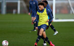 SOUTHAMPTON, ENGLAND - DECEMBER 03 : Jayden Smith during Southampton U18s training session at Staplewood Complex on December 03, 2020 in Southampton, England. (Photo by Isabelle Field/Southampton FC via Getty Images)
