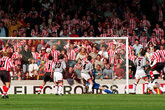 On This Day: Saints destroy United in first half