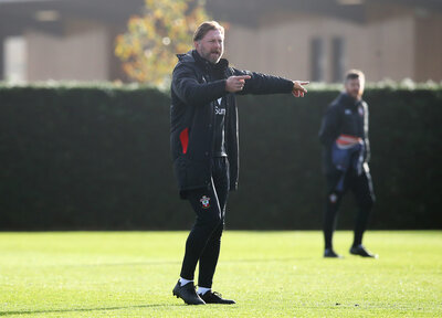 Video: Hasenhüttl on Shrewsbury cup tie