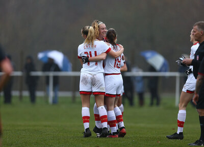 Women's Gallery: Bournemouth 0-5 Saints