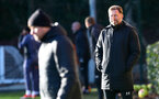 SOUTHAMPTON, ENGLAND - DECEMBER 24: Ralph Hasenhüttl during a Southampton FC training session at the Staplewood Campus on December 24, 2020 in Southampton, England. (Photo by Matt Watson/Southampton FC via Getty Images)