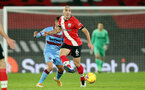 SOUTHAMPTON, ENGLAND - DECEMBER 29: Oriol Romeu of Southampton during the Premier League match between Southampton and West Ham United at St Mary's Stadium on December 29, 2020 in Southampton, England. The match will be played without fans, behind closed doors as a Covid-19 precaution. (Photo by Matt Watson/Southampton FC via Getty Images)
