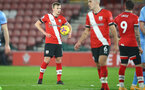 SOUTHAMPTON, ENGLAND - DECEMBER 29: James Ward-Prowse of Southampton ahead of taking free kick during the Premier League match between Southampton and West Ham United at St Mary's Stadium on December 29, 2020 in Southampton, England. The match will be played without fans, behind closed doors as a Covid-19 precaution. (Photo by Matt Watson/Southampton FC via Getty Images)