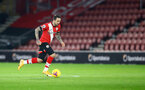 SOUTHAMPTON, ENGLAND - DECEMBER 29: Danny Ings of during the Premier League match between Southampton and West Ham United at St Mary's Stadium on December 29, 2020 in Southampton, England. (Photo by Matt Watson/Southampton FC via Getty Images)