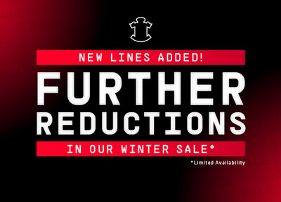 Further reductions in our Winter Sale
