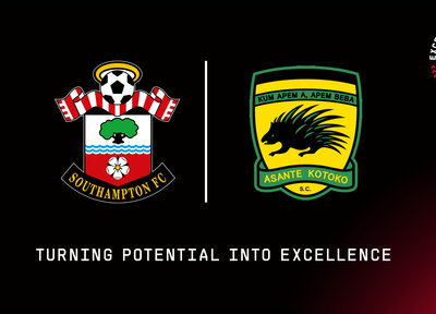 Saints team up with Asante Kotoko