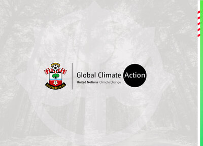 Saints join UNFCCC's Sports for Climate Action initiative