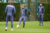 Gallery: Fine tuning for Man United