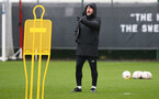 SOUTHAMPTON, ENGLAND - FEBRUARY 09: Southampton manager Ralph Hasenhüttl during a Southampton FC training session at the Staplewood Campus on February 09, 2021 in Southampton, England. (Photo by Matt Watson/Southampton FC via Getty Images)