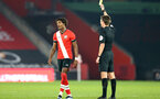 SOUTHAMPTON, ENGLAND - MARCH 23: Ramello Mitchell of Southampton during the FA Youth Cup fourth round match between Southampton and Burton Albion at St Mary's Stadium on March 23, 2021 in Southampton, England. (Photo by Isabelle Field/Southampton FC via Getty Images)