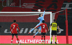 SOUTHAMPTON, ENGLAND - MARCH 23: Oliver Wright of Southampton during the FA Youth Cup fourth round match between Southampton and Burton Albion at St Mary's Stadium on March 23, 2021 in Southampton, England. (Photo by Isabelle Field/Southampton FC via Getty Images)