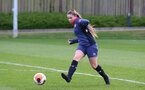 SOUTHAMPTON, ENGLAND - April 01: Georgie Freeland during Southampton Women's training session at Staplewood Complex on April 01, 2021 in Southampton, England.  (Photo by Isabelle Field/Southampton FC via Getty Images)