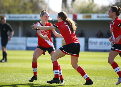 Live: Southampton FC Women vs Yeovil United