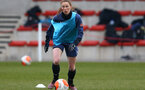 SOUTHAMPTON, ENGLAND - OCTOBER 21: Rachel Panting during Southampton Women's training session at Staplewood Complex on October 21, 2020 in Southampton, England. (Photo by Isabelle Field/Southampton FC via Getty Images)
