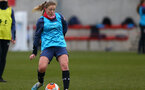 SOUTHAMPTON, ENGLAND - OCTOBER 21: Rebecca Quinn during Southampton Women's training session at Staplewood Complex on October 21, 2020 in Southampton, England. (Photo by Isabelle Field/Southampton FC via Getty Images)