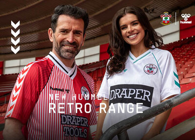 Retro hummel shirts now available