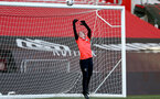 SOUTHAMPTON, ENGLAND - April 22: Sara Luce during Southampton Women's training session at St Mary's Stadium on April 22, 2021 in Southampton, England.  (Photo by Isabelle Field/Southampton FC via Getty Images)