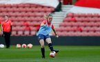 SOUTHAMPTON, ENGLAND - April 22: Kelly Fripp during Southampton Women's training session at St Mary's Stadium on April 22, 2021 in Southampton, England.  (Photo by Isabelle Field/Southampton FC via Getty Images)