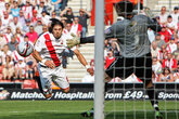 On This Day: Fonte's flying header