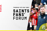 Take part in our online fans' forum