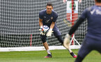 SOUTHAMPTON, ENGLAND - MAY 13: Alex McCarthy during a Southampton FC training session at the Staplewood Campus on May 13, 2021 in Southampton, England. (Photo by Matt Watson/Southampton FC via Getty Images)