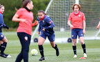 SOUTHAMPTON, ENGLAND - MAY 12: Shannon Siewright during Southampton Women's training session at Staplewood Training Ground on May 12, 2021 in Southampton, England.  (Photo by Isabelle Field/Southampton FC via Getty Images)
