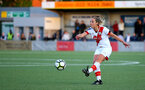 HAVANT, ENGLAND - MAY 19: Shelly Provan of Southampton during the Hampshire FA Women's Senior Cup Final against Portsmouth Women and Southampton Women at Westleigh Park on May 19, 2021 in Havant, England. (Photo by Isabelle Field/Southampton FC via Getty Images)