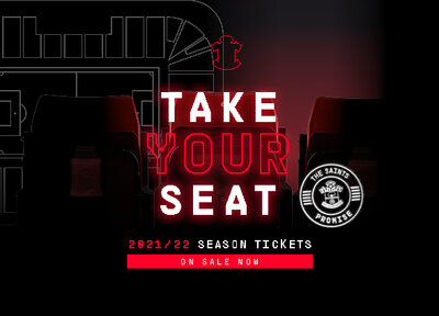 2021/22 Season Tickets: Under 11s from just £19