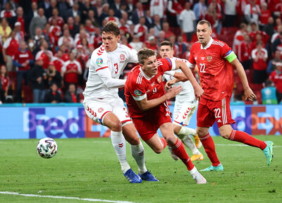 Denmark prepare for Euro 2020 knockout stages