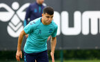 SOUTHAMPTON, ENGLAND - JULY 07: Mohamed Elyounoussi during a Southampton FC pre-season training session at The Staplewood Campus on July 07, 2021 in Southampton, England. (Photo by Matt Watson/Southampton FC via Getty Images)