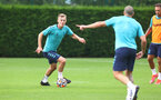 SOUTHAMPTON, ENGLAND - JULY 08: James Ward-Prowse during a Southampton FC pre season training session at the Staplewood Campus on July 08, 2021 in Southampton, England. (Photo by Matt Watson/Southampton FC via Getty Images)