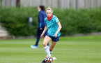 SOUTHAMPTON, ENGLAND - July 08: Phoebe Williams during Southampton Women's per season training session at Staplewood training ground on July 08, 2021 in Southampton, England. (Photo by Isabelle Field/Southampton FC via Getty Images)