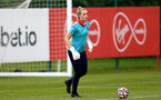 SOUTHAMPTON, ENGLAND - July 08: Kayla Rendell during Southampton Women's per season training session at Staplewood training ground on July 08, 2021 in Southampton, England. (Photo by Isabelle Field/Southampton FC via Getty Images)