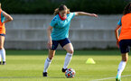 SOUTHAMPTON, ENGLAND - July 21: Lucia Kendall during Southampton Women's pre-season training at Staplewood Training Ground on July 21, 2021 in Southampton, England. (Photo by Isabelle Field/Southampton FC via Getty Images)