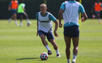 SOUTHAMPTON, ENGLAND - JULY 22: James Ward-Prowse during a Southampton FC pre season training session at The Staplewood Campus on July 22, 2021 in Southampton, England. Photo by Matt Watson/Southampton FC via Getty Images