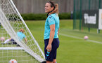 SOUTHAMPTON, ENGLAND - AUGUST 17: Shannon Sievwright during Southampton Women's training session at  Staplewood Training Ground on August 17, 2021 in Southampton, England. (Photo by Isabelle Field/Southampton FC via Getty Images)