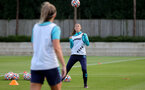 SOUTHAMPTON, ENGLAND - AUGUST 17: Laura Rafferty during Southampton Women's training session at  Staplewood Training Ground on August 17, 2021 in Southampton, England. (Photo by Isabelle Field/Southampton FC via Getty Images)
