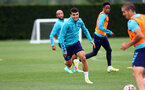 SOUTHAMPTON, ENGLAND - AUGUST 20: Mohamed Elyounoussi during a Southampton FC training session at the Staplewood Campus on August 20, 2021 in Southampton, England. (Photo by Matt Watson/Southampton FC via Getty Images)