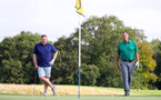 Saints Foundation charlity golf day at Boundry Lakes golf course.