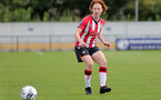 SOUTHAMPTON, ENGLAND - AUGUST 29: Molly Mott of Southampton during Women's National League Southern Premier match between Southampton Women and Gillingham at Snows Stadium on August 29, 2021 in Southampton, England. (Photo by Isabelle Field/Southampton FC via Getty Images)