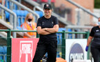 SOUTHAMPTON, ENGLAND - AUGUST 29: Marieanne Spacey-Cale during Women's National League Southern Premier match between Southampton Women and Gillingham at Snows Stadium on August 29, 2021 in Southampton, England. (Photo by Isabelle Field/Southampton FC via Getty Images)
