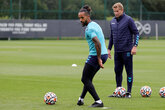 Walcott and Armstrong ruled out of West Ham tie
