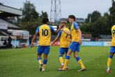 B Team Report: Spirited away point for Saints