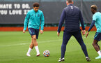 SOUTHAMPTON, ENGLAND - SEPTEMBER 09: Che Adams during a Southampton FC training session at the Staplewood Campus on September 09, 2021 in Southampton, England. (Photo by Matt Watson/Southampton FC via Getty Images)