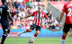 SOUTHAMPTON, ENGLAND - SEPTEMBER 11: Oriol Romeu of Southampton during the Premier League match between Southampton  and  West Ham United at St Mary's Stadium on September 11, 2021 in Southampton, England. (Photo by Isabelle Field/Southampton FC via Getty Images)