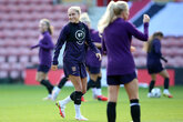 Gallery: Lionesses limber up