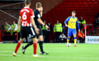 SHEFFIELD, ENGLAND - SEPTEMBER 21: Lyanco of Southampton during the Carabao Cup Third Round match between Sheffield United and Southampton at Bramall Lane on September 21, 2021 in Sheffield, England. (Photo by Matt Watson/Southampton FC via Getty Images)